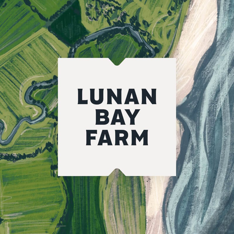 Lunan bay farm Primary Logo image